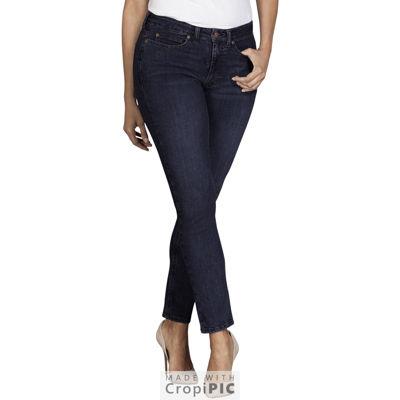Dickies® Perfect Shape Curvy Skinny Stretch Denim Jean