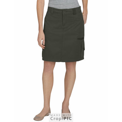 Dickies® Cargo Skirt