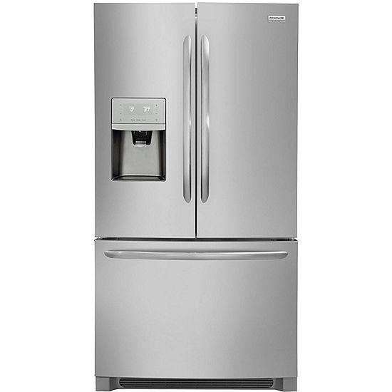 Frigidaire Gallery ENERGY STARR 224 Cu Ft Counter Depth French Door Refrigerator