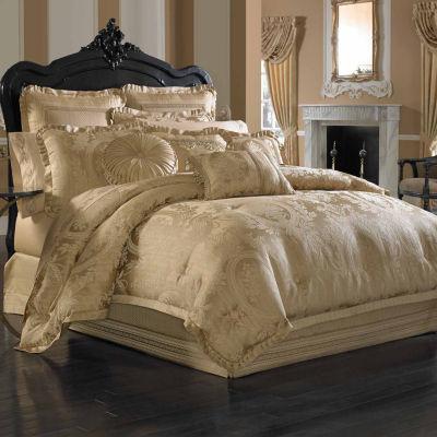 Queen Street® Nottingham Gold 4-pc. Comforter Set