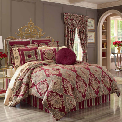 Queen Street Celine 4-pc. Comforter Set