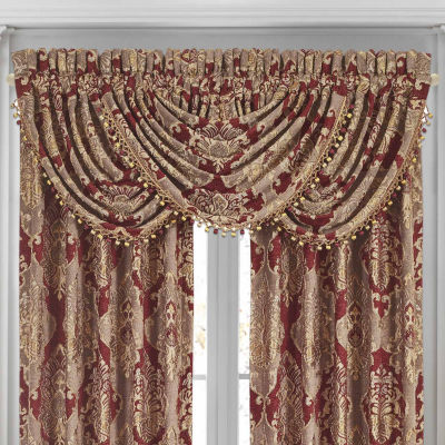 Queen Street Celine Tailored Valance