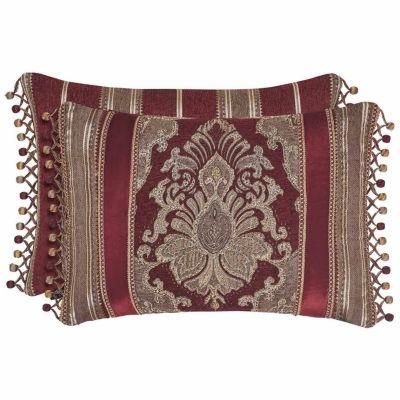 Queen Street Celine Boudoir Throw Pillow