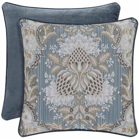 Queen Street Clorinda 18 Inch Square Throw Pillow