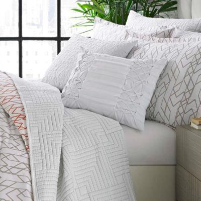 City Scene Nile White Comforter Set