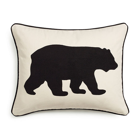 Eddie Bauer Bear Breakfast Pillow