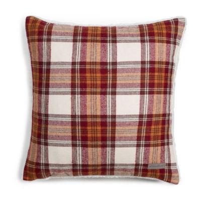 Eddie Bauer Edgewood Plaid Square Pillow