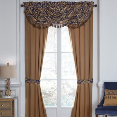Croscill Classics Cordero Rod-Pocket Curtain Panel