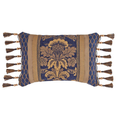 Croscill Classics Cordero 19x13 Boudoir Throw Pillow