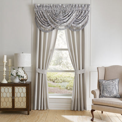 Croscill Classics Seren Rod-Pocket Curtain Panel