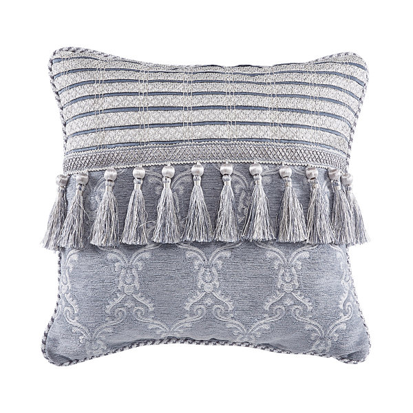 Croscill Classics Seren 16x16 Fashion Throw Pillow