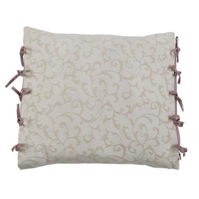 Croscill Classics Liliana Throw Pillow Cover