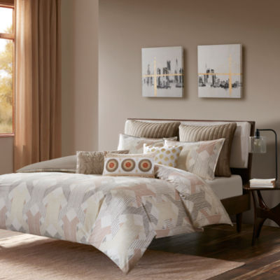 INK+IVY Ayana Cotton 3-pc. Comforter Mini Set