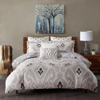 INK+IVY Sasha Cotton 3-pc. Comforter Mini Set