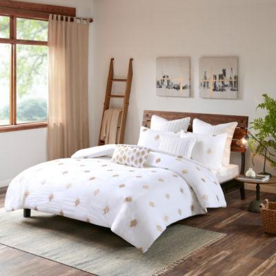 INK+IVY Stella Dot Cotton 3-pc. Comforter Mini Set