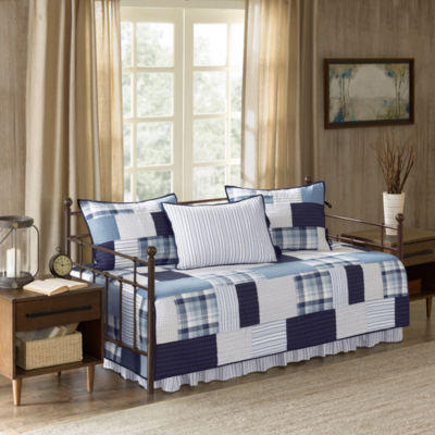 Woolrich Riverview Cotton Reversible 5-pc. Daybed Cover Set