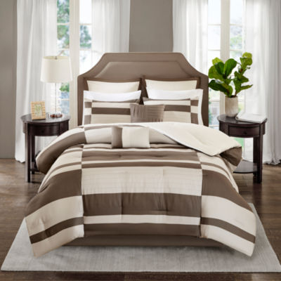 Madison Park Daniel 8-pc. Comforter Set