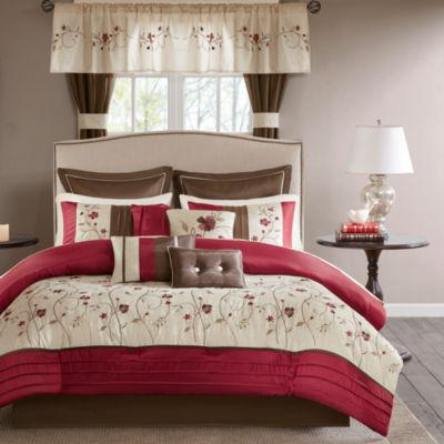 Madison Park Essentials Emily 24-pc. Comforter Set
