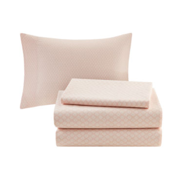 Madison Park Essentials Nima Coverlet and Cotton Set