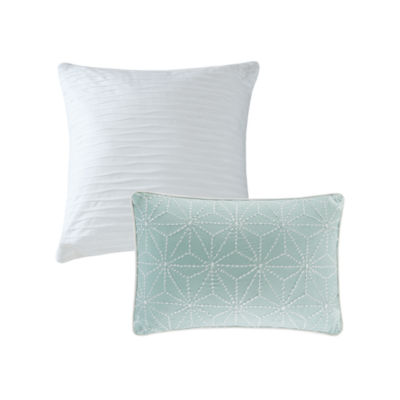 Madison Park Grace Cotton 8-pc. Comforter Set