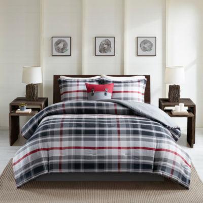 Woolrich Black Forest Cotton Oversized Comforter Set