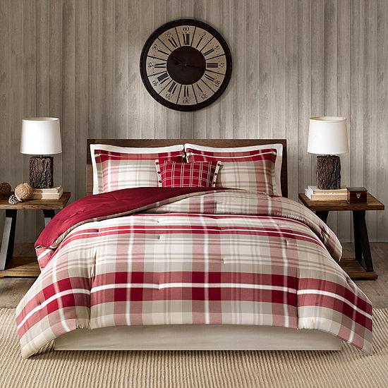 Woolrich Sheridan Cotton Oversized Comforter Set