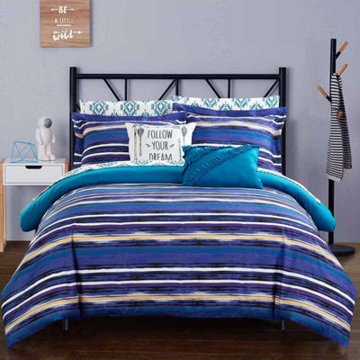 Chic Home Chandler Reversible Comforter Set