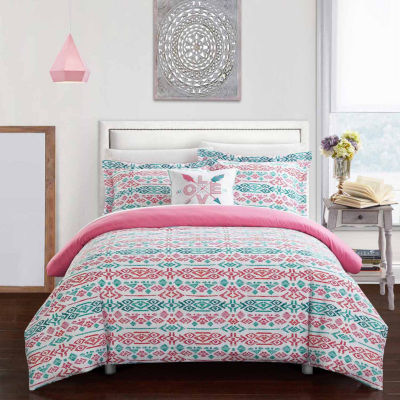 Chic Home Malina Duvet Cover Set