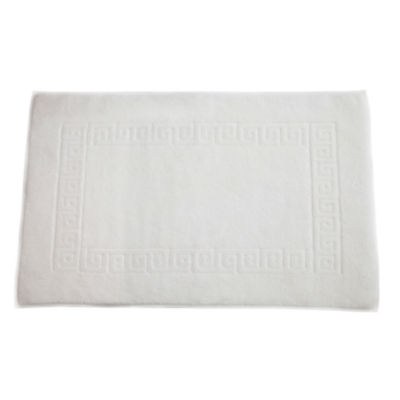 Linum Home Textiles Greek Key 20x32 Tubmat Bath Mat