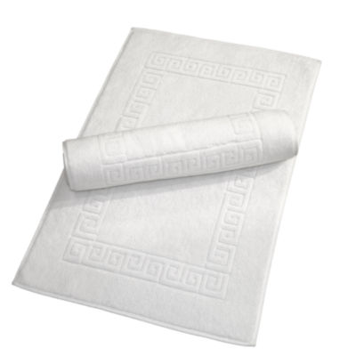 Linum Home Textiles Greek Key 2-pc 20x32 Tubmat