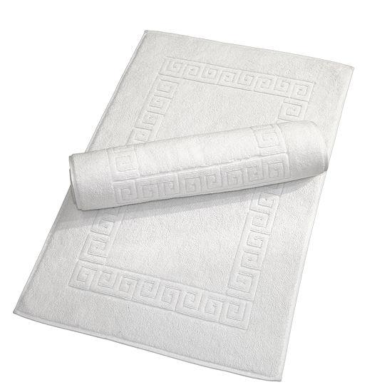 Linum Home Textiles Greek Key 2-pc 20x32 Tubmat
