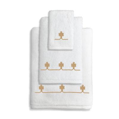 Linum Home Textiles Lattice 3-pc. Towel Set