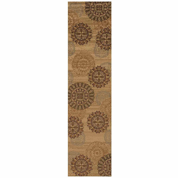 United Weavers Affinity Collection Sundial Rectangular Rug