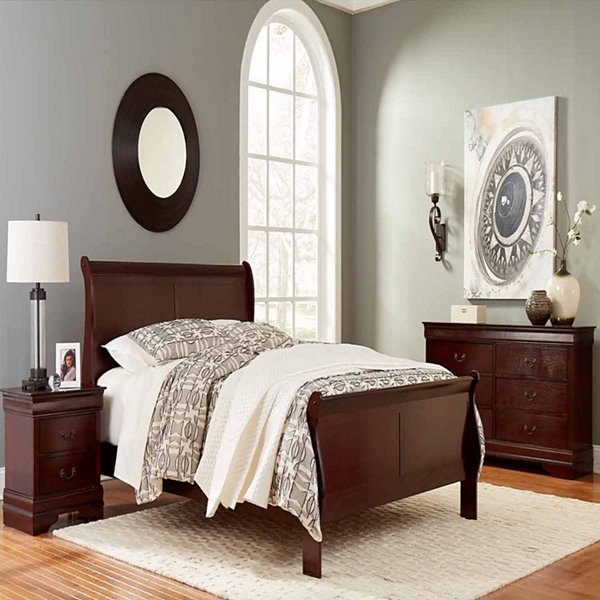 Signature Design by Ashley® Rudolph 3-Piece Bedroom Set + FREE ...