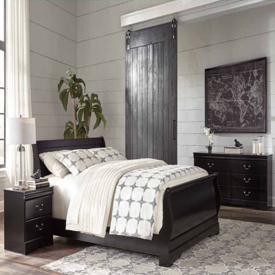 Signature Design by Ashley® Guthrie 3-Piece Bedroom Set + FREE ...