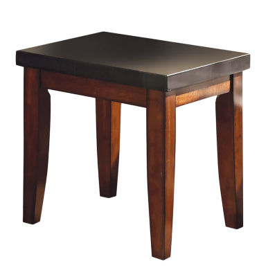 Evander End Table