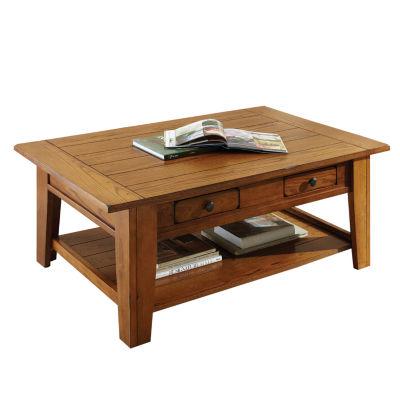 Maisie Cocktail Table-Oak