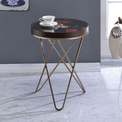 Bage II Chairside Table