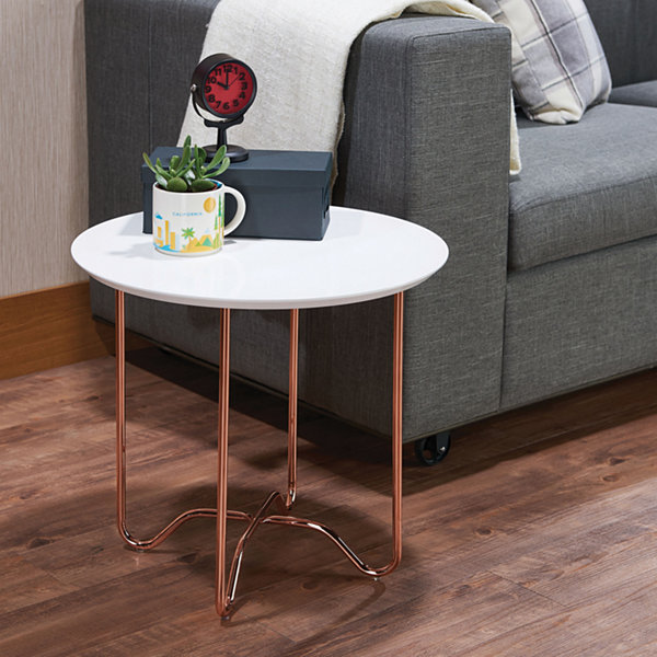 Canty End Table