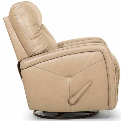 Recliner Possibilities Quick Ship Torrey Swivel Rocker Recliner
