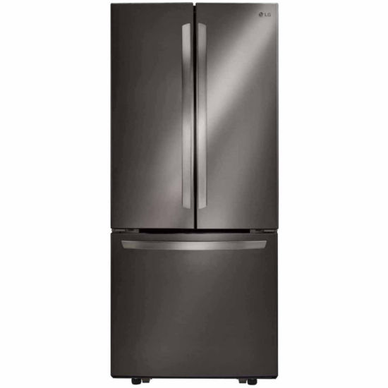 LG ENERGY STAR® 21.8 cu. ft. 3-Door French Door Refrigerator