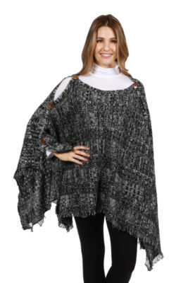 24/7 Comfort Apparel Telluride Luxury Shrug