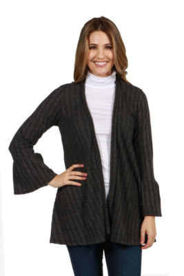 24/7 Comfort Apparel Highlands Luxury Shrug