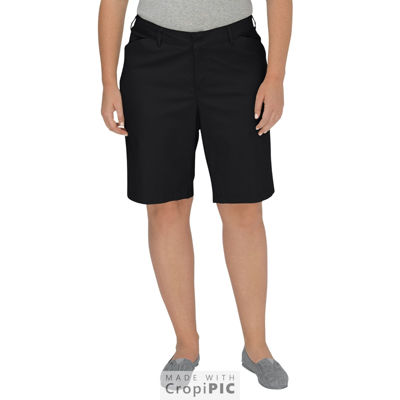 "Dickies® 10"" Relaxed Fit Stretch Twill Short - Plus"