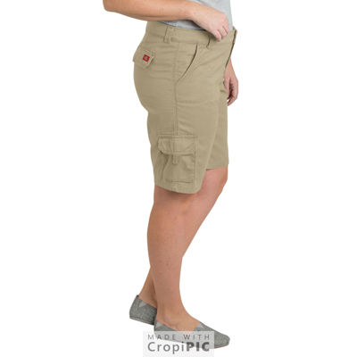 "Dickies® 11"" Relaxed Cargo Cotton Short - Plus"