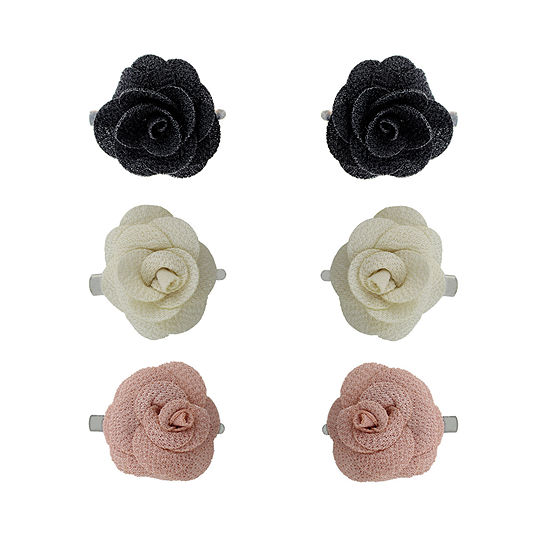 Mixit 6-pc. Hair Bow