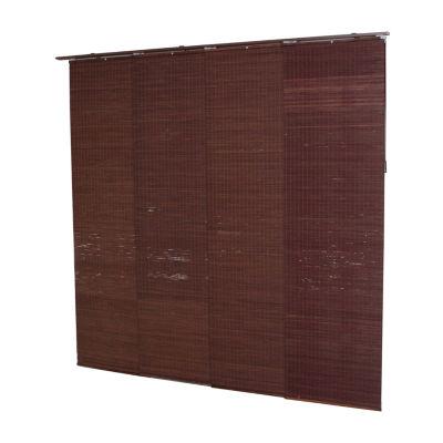 "Radiance Sumatra 78""W X 84""L Panel Track Blinds"