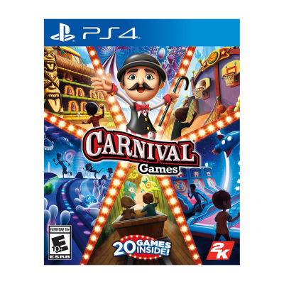 Playstation 4 Carnival Games Video Game