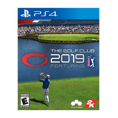 Playstation 4 The Golf Club 2019 Featuring Pga Tour Video Game