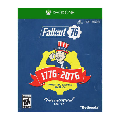 XBox One Fallout 76: Tricentennial Edition Video Game